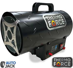 Autojack 15KW Propane Gas Heater for Garage or Workshop Industrial 51,000 BTU