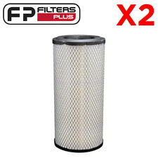 2 x RS3544 Baldwin Air Filter - Cat, John Deere, Iveco HDA5949, AF25292, P828889