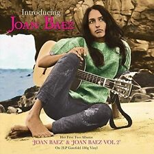 Joan Baez Folk 33 RPM Vinyl Music Records