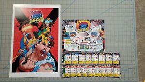 (CARD) X-MEN vs Street Fighter for CAPCOM Mini Cute CPS2 Jamma
