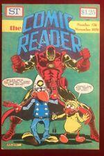 COMIC READER #174 fanzine (1979) Bob Layton Iron Man & Hulk covers