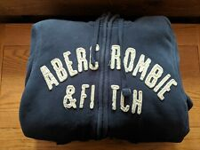 Men's Abercrombie & Fitch Winter Wolf Jaw Jacket Size XL