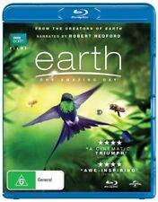 Earth - One Amazing Day (Blu-ray, 2018)