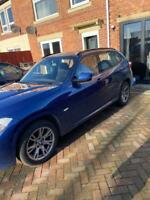 2011 BMW X1 xDrive 18d Msport for Spares or Repairs - No Drive