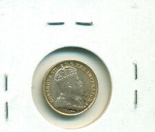 CAP Canada 5 cents 1910 Ptd Lvs MS64