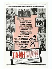 "The Beach Boys The Tami Show 16"" x 12"" Photo Repro Film Poster"