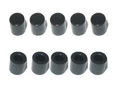 10 x Kappe / Knopf für Mikrotaster Hubtaster 6x6x5/6 Druckschalter Kurzhubtaster