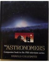 The Astronomers Donald Goldsmith  Hardcover Illustrated