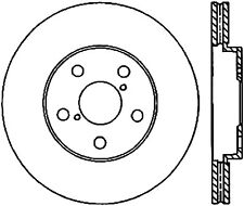 Disc Brake Rotor-RWD Front Left Stoptech 128.44138L