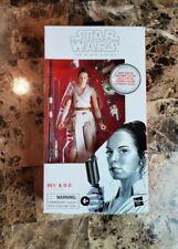 "Rey & D-0 6"" The Black Series STAR WARS Hasbro NEW MIB #91 FIRST Edition"