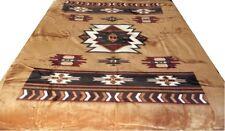 Brown Southwest New Korean Style cozy Queen size Blanket