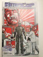ROBOCOP Hominem Ex Machina #1  BOOM! Studios Comic Book Michael Moreci