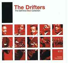 Drifters - Definitive Soul - 2 CD Neu- Beste Hits Erfolge Money Honey - Lucille