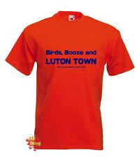 Markenlose Kurzarm Herren-T-Shirts mit Fußball-Motiv