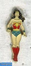PINS MARVEL COMICS WONDER WOMAN LYNDA CARTER