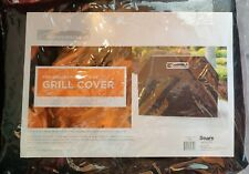 """Kenmore Outdoor Grill Cover 56"""" X 46"""" Water Proof Fabric Flannel Backing Black"""