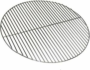 HEAVY DUTY REPLACEMENT ROUND BBQ COOKING GRILL 54.5CM fits WEBER KETTLE