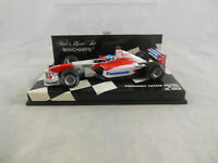 Minichamps 400 020024 2002 Panasonic Toyota Racing TF102 #24 M Salo