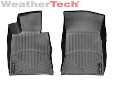 WeatherTech FloorLiner for Hyundai Genesis Coupe - 2013-2016 - 1st Row - Black