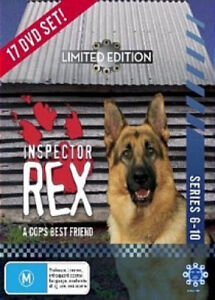 Inspector Rex: Series 6-10 (Limited Edition) [Region 4] - DVD - Free Shipping.