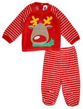 Pyjamas rouge pour garçon de 0 à 24 mois