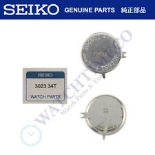 for Ssc012 Ssc015 Ssc017 Ssc021 Seiko Kinetic Watch Capacitor Battery 302334T