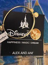 Disney Alex and Ani Belle GOLD Find True Beauty Within Bracelet Beauty Beast