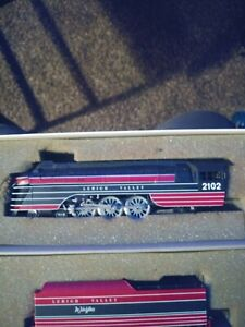 Riverossi HO Lehigh Valley Engine Set