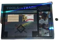 New listing Torii Hunter Game Usef Bat And Patch Playoff Absolute 03-04