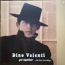 dino valenti - get together...lost recordings - MV label - Vinyl  LP reissue