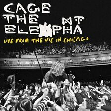CAGE THE ELEPHANT-LIVE FROM THE VIC IN CHICAGO  (US IMPORT)  Blu-Ray NEW