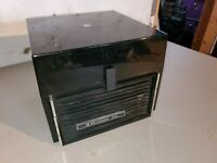 Vintage Bell & Howell Slide Cube 991 Projector Powers On FOR PARTS OR REPAIR