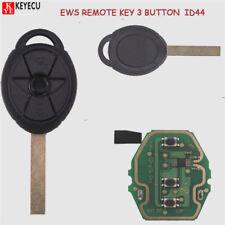 New Uncut Keyless Entry Remote Key Fob 315Mhz ID44 for BMW Mini Cooper S R50 R53