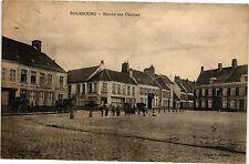 CPA  Bourbourg - Marché aux Chevaux    (205039)