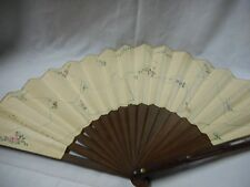 Antique Autograph Fan Dated 1924 Signed Herbert Bury Bishop N & Central Europe
