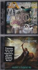 LOT OF 2 XIAN METAL SACRIFICED-2012 + FAITH FACTOR-AGAINST DARKENED *NEW-CD