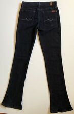 7 For All Mankind Size 4 Jeans Cotton Fit and Flare Womens