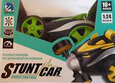 RC Stunt Car Kids Toy High Speed 360 Degree Rotation Flip Indoor/Outdoor LGUIY