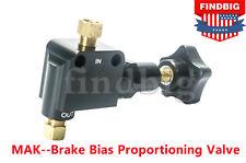 NEW For Brake Adjustment Brake Bias Proportioning Valve Pressure Regulator USA
