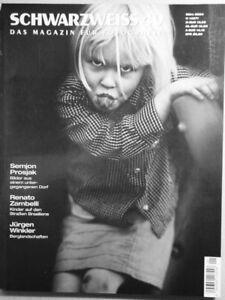 SCHWARZWEISS 40 VERGRIFFEN! Das Magazin für Fotografie, TOPP SAMMLERZUSTAND!