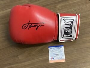JOE FRAZIER signed Everlast Boxing Glove Auto Autograph PSA/DNA