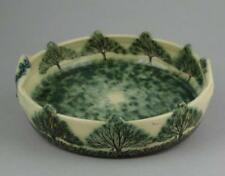 Unboxed Earthenware Green British Art Pottery