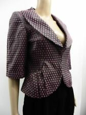 Waist Length Cotton Jacket Only Suits & Tailoring for Women
