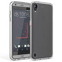 Funda Silicona para HTC DESIRE 530 Carcasa Transparente TPU s316