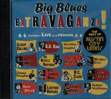 Big Blues Extravaganza ~ Best of Austin City Limits ~ Various Artists ~ CD ~ VG