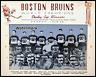 NHL 1928 - 29 Stanley Cup Champion Boston Bruins Team Pic 8 X 10 Photo