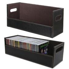 CD DVD Disc Album Storage Carry Sleeve Holder Case Wallet Bag Hard Protector Box