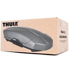 Thule DACHBOX MOTION XT M DACHKOFFER AUTOBOX GRAU, SILBER