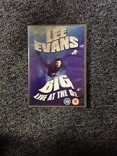 dvd Lee Evans Big Live At The O2 Arena