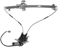 Power Window Motor and Regulator Assembly Front Left